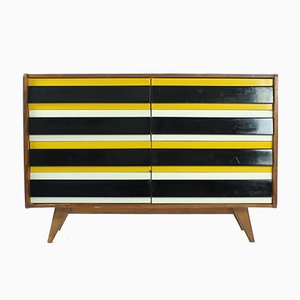 U453 Chest of Drawers by Jiří Jiroutek for Interier Praha, 1962