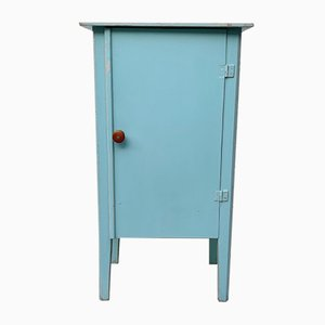 Small Mid-Century Painted Cabinet