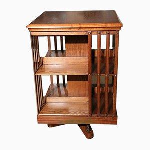 Antikes Drehbares Bücherregal von Maple & Co.