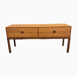 Danish Oak Sideboard by Aksel Kjersgaard, 1960s