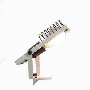 Lámpara de pinza Sintesi de Ernesto Gismondi para Artemide, 1976