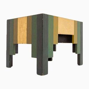 Mesa de centro de madera de Paul Follot, France, 1929