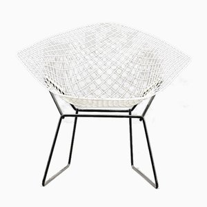 Vintage Diamond Chair by Harry Bertoia for Knoll Inc. / Knoll International, 1960s