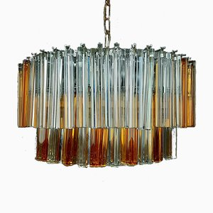 Murano Glass Chandelier, Italy, 1960s