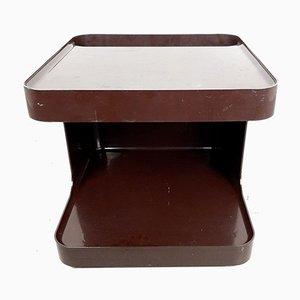 Tavolo da gioco di Marcello Siard per Longato, anni '60
