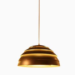Lampe Suspendue Dome par Hans Agne Jakobsson pour Markaryd, 1960s