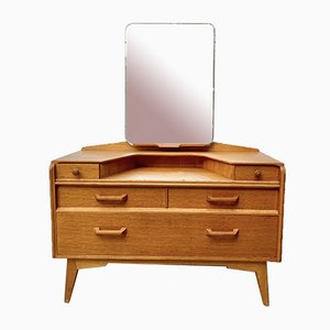 Vintage Dressing Table with Mirror from G-Plan