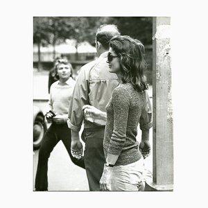 Alfombra Jack Windblown, un minuto después, 1971