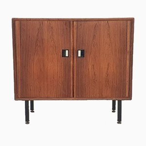 Small Rosewood Cabinet / Sideboard, The Netherlands, 1960s