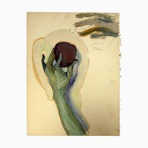Unknown - Hands - Original Ölgemälde - Spätes 20. Jahrhundert