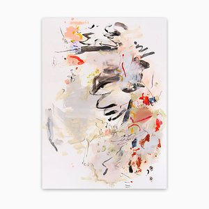 Notation, Abstract Expressionism Painting, 2015