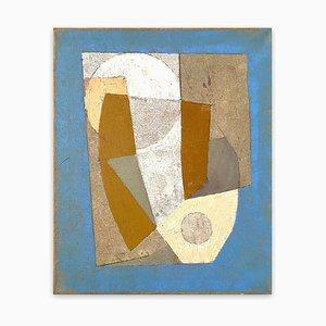 Serie di idee, Eclipse III, Pittura astratta, 2020
