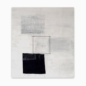 Untitled - OL196, Abstract Painting, 1996