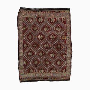 Vintage Turkish Multicolor Kilim Rug