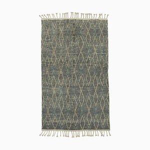 Vintage Moroccan Grey Rug