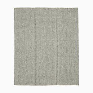 Modern Grey Kilim Rug