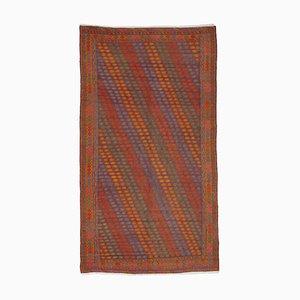 Vintage Multicolor Oriental Kilim Rug