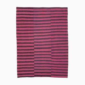 Vintage Pink Kilim Rug