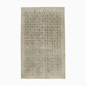 Vintage Beige Bohemian Rug