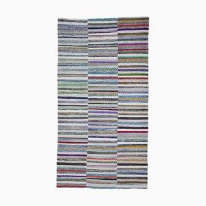 6x12 Multicolor Anatolischer Kelim 2862 Teppich