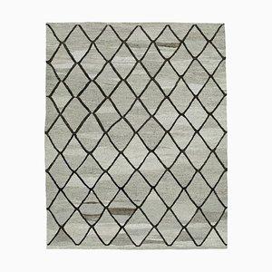 Vintage Grey Area Rug