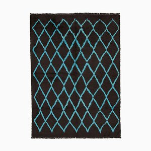 Brown Moroccan Rug