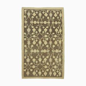 4x6 Beige Vintage Anatolian Rug 10089