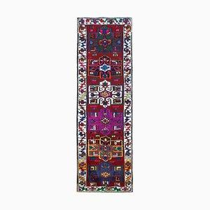 Multicolor Boho Runner Rug