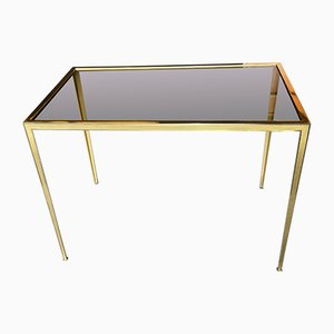 Golden Coffee Table, Germany, 1950s