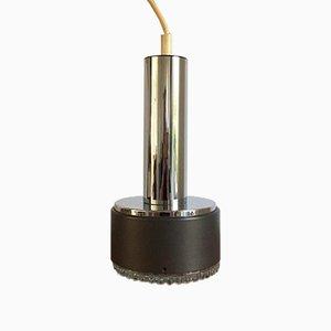 German Teak Pendant Lamp, 1950s