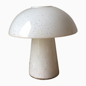 Space Age Mushroom Murano Glass Table Lamp from Limburg, 1970s