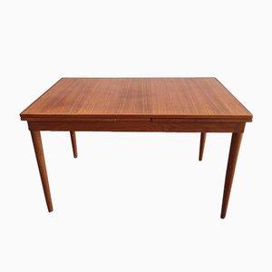 Teak Dining Table by Niels O. Møller, 1960s