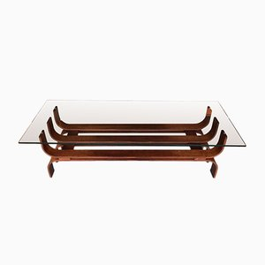 Model 3092 German Coffee Table from Ilse Furniture, 1950s