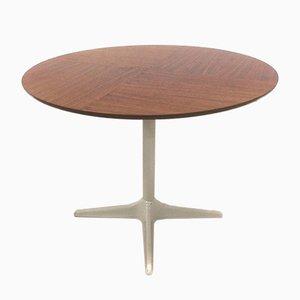 Minimalist German Opal Side Table, 1960s