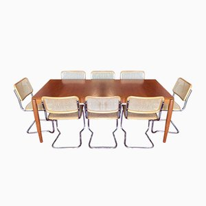 Danish Teak Dining Table by H.W. Klein, 1960s