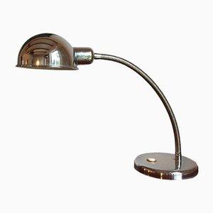 Teak and Chrome Lamp, 1960s