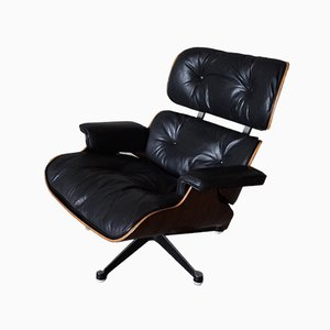 Model 670 Lounge Chair by Charles and Ray Eames for Vitra, 1970s