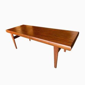Teak Coffee Table by Johannes Andersen for Trioh, 1960s
