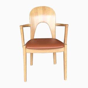 Oak Desk Chair by Niels Koefoed für Koefoeds Hornslet, 1960s