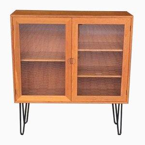 Danish Teak Display Cabinet