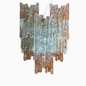 Modern Ice Glass Wall Lamp from Kalmar