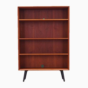 Danish Teak Bookcase from Brouer Møbelfabrik, 1970s