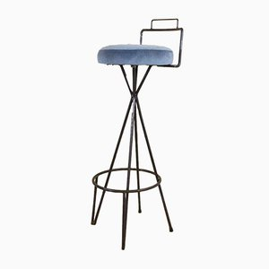 Industrial Bar Stool, 1970s