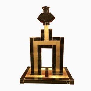 Lampada da tavolo di Willy Rizzo per Lumica, anni '70