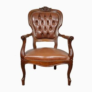 Fauteuil Chesterfield, 1960s