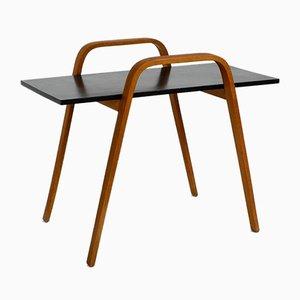 Table d'Appoint Mid-Century Design Minimaliste en Teck, Danemark, 1960s