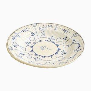 Copenhagen Round Dish by Boch La Louvière