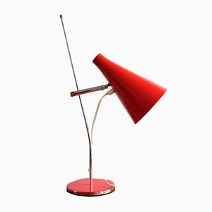 Adjustable Table Lamp by Josef Hurka for Lidokov, 1960s