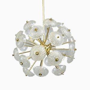 Sputnik Pendant Lamp from Kamenicky Senov, 1960s