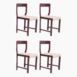 Mid-Century Dining Chairs from Mario Sabot, Set of 4